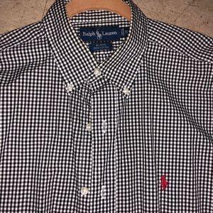 Polo Ralph Lauren long sleeve button up shirt
